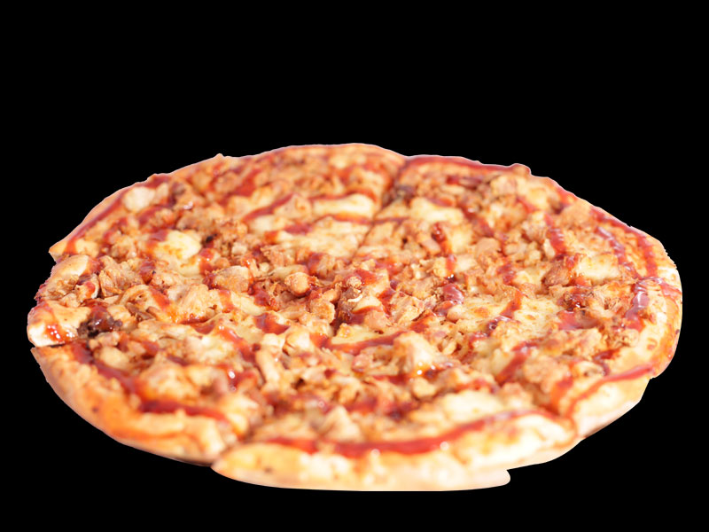 Flame Grill - BBQ Chicken Pizza