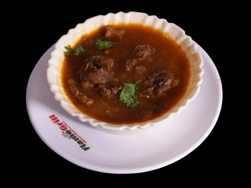 Flame Grill - Beef Stew
