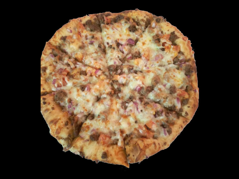 Flame Grill - Boerewors Pizza