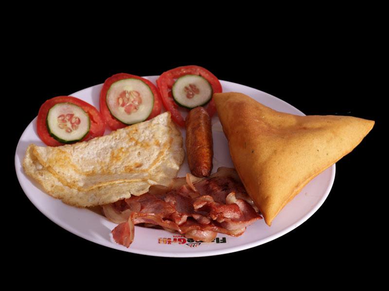 Flame Grill - Full Breakfast